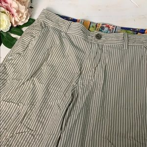 Lululemon Mens Lightweight Stripe Short Small
